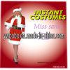 Bobo 2014_Elegant_Plush_Christmas_Costume_For_Girls (CH1026)