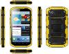 IP68 imperméabilisent le téléphone intelligent duel extérieur du noyau 3G de l'androïde OS4.1 avec  écran tactile 5.3