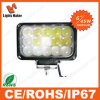 Nieuwe Coming Model 45W High Performance LED Headlight CREE Chips LED Lamp Auto Lighting voor 4X4 Offroad Vehicles Combo