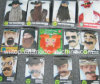 Sortierte Plüsch-Partei Beard&Moustache (BA003)