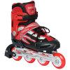 レッドインラインローラースケート(HL-258)