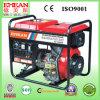генератор 5kw молчком Cummins электрический тепловозный (ED5000E)