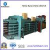 Embaladora automática hidráulica del papel usado
