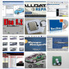 De auto Software Alldata 10.53 Mitchell Ondemand 50in van de Reparatie 1tb HDD