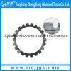 El anillo circular de la autógena del laser consideró la lámina para el concreto