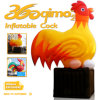 Grosses Inflatable Cartoon Hen mit Egg (BMCT36)