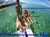 Kayak Canoeの、Water Sport Kayak Canoe旅行、Fishing Kayak Canoe、Double Paddles、Two SeatsのClearのパソコンCanoeのTransparent KayakのSwimming Pool Kayak