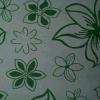 Белый нижний пурпуровый цветок PPGI печати