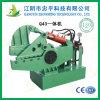 Máquina de corte del cocodrilo de acero del desecho (toda junta)