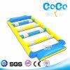 Obstáculo inflável colorido do parque do Aqua para o amante LG8013 do jogo da água
