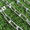Chaîne nouée par DIN5686 galvanisée