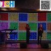 Feuerfeste doppelte Plattform Joh-L P9cm video Stufe-Beleuchtung des Trennvorhang-LED