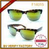 Vidros de Sun novos UV400 da tendência do frame Matte do delito China