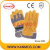 11  Handschoenen van de Veiligheid van het Werk van het Leer van het Varken de Gespleten Industriële (21005)