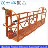 Plate-forme suspendue par OIN professionnelle de matériel de nettoyage de construction de modèle de Hc Zljp400