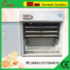 Инкубатор яичка 528 яичек самый лучший продавая автоматический (YZITE-8)