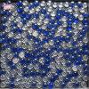 円形のモザイク・ガラスのタイル