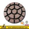 具体的な床の磨くパッド- Hfph