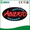 LED Abierto Sign per Banner Window Sign (HAS0002)