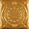 Effetto decorativo intagliato cuoio del comitato di parete della Cina Suoya 1091-17 3D