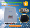 Dreifacher Ausgabe-Typ Solarpumpen-Inverter mit Wechselstrom Rasterfeld eingegebenem wahlweise freigestelltem