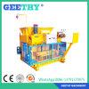 Máquina de fatura de tijolo móvel de Qmy6-25 Hydraform
