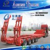 Rimorchio basso caldo del camion della base dell'onere gravoso di vendita 150ton