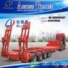 Sale caldo 150tonheavy Load Low Bed Truck Trailer/Lowbed Semi Trailer/Lowboy Trailer