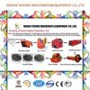 Pianta della strumentazione della preparazione di minerale metallifero con supporto tecnico completo
