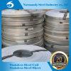 202 bande d'acier inoxydable de fini du miroir du numéro 8 8K pour la vaisselle de cuisine, la décoration et la construction