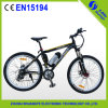Alloy de alumínio Mountain Electric Bike com Pedals e Cheap Price