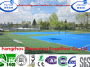 多目的PPのモジュラープラスチックによって中断される連結のテニスコートのフロアーリング