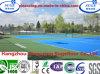 Vielzweck-pp.-modularer Plastik verschobener sperrender Tennis-Gerichts-Bodenbelag