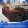 Sabots de frein adaptés aux besoins du client de fer de fonte de bonne qualité de fonderie