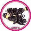 Onde indienne de la meilleure qualité de cheveux humains de Vierge de 100%