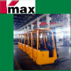 1.0 AC Motor、3 Wheel、24V、Battery Forkliftの-1.5トンThree Wheel Electric Forklift Truck