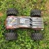 Безщеточный 1/10th электрический автомобиль шассиего RC металла