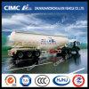 Hot Cimc Huajun V-Type de citerne à ciment en vrac à haute qualité