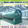 Capacità elevata che dirige bene il dell'impianto di riciclaggio residuo del pneumatico