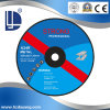 Fiber Knell and Resin Wheels Disc for Steel Dy 41A-125X3X22
