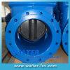 Válvula de porta do ferro de molde do RUÍDO 3352