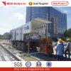 Het nieuwe Lichaam van de Vrachtwagen van de Spoorweg met de Platen van het Aluminium