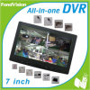 Touch最も新しいScreen 4CH CCTV DVR (FV07S04AT)