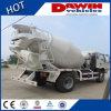 LHD или Rhd Foton 4X2 Mini Truck Mixer с 3m3/4m3/6m3