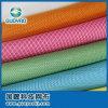 Bunte Verzerrung gestricktes Polyester-Distanzscheiben-Ineinander greifen-Gewebe