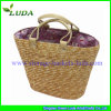 Ludaのハンドメイドの実用的なムギのわら浜袋