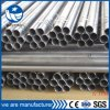 Round saldato Black Q235 Steel Pipe per Structure