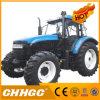 Trattore basso di vendita caldo della rotella dell'azienda agricola della direzione 120HP 4*4 di Hydranulic di prezzi grande