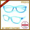 Fr3313 transparente de plástico Marcos de gafas de lectura Merchandising De Zhejiang