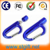 USB Flash Driver di Carry Permit Provinces Carabiner 8GB dei turisti